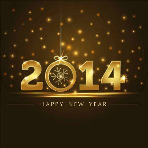 Welcome 2014!